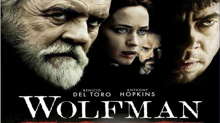 Человек-Волк HD(2010) 1О8Ор.Ужасы,Триллер,Драма
