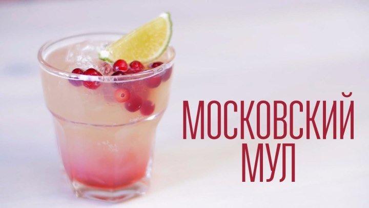 Освежающий коктейль с имбирем и клюквой [Cheers! _ Напитки]
