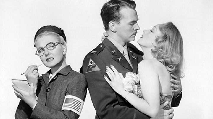 A Foreign Affair 1948 - Marlene Dietrich, Jean Arthur, John Lund, Millard Mitchell