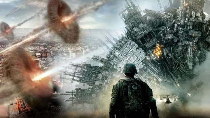 Инопланетное вторжение. Битва за Лос-Анджелес. (2011) фантастика FULL HD [зеркало]