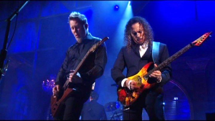 "Metallica - Master Of Puppets (2009)-(musik.klab ROK ДЖУНГЛИ!!! -""(official)""."