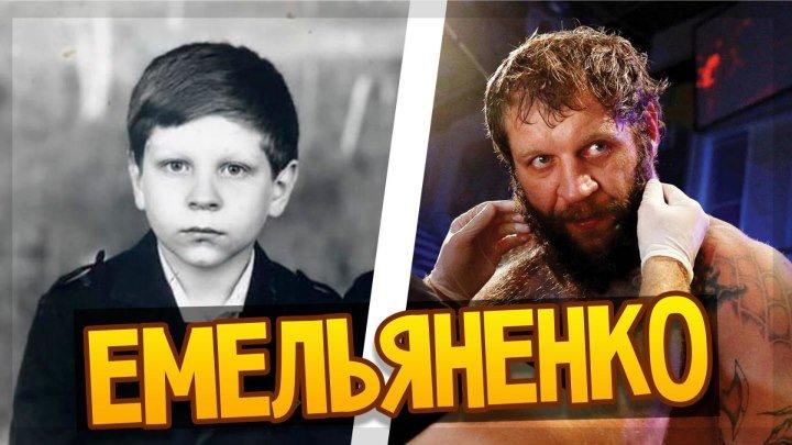 Александр Емельяненко, Биография