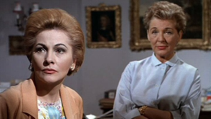 The Witches 1966 - Joan Fontaine, Kay Walsh, Alec McCowen