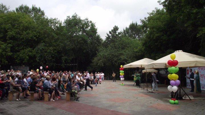 Впервые САБАНТУЙ в Ачинске. 29.07.17 г. Автор Елена Цыганова.