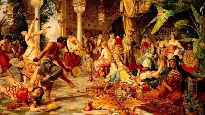 Секреты древних красавиц - Билет в гарем