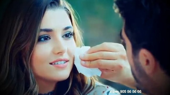 Emo Band *Harja Ke Bashi* Video Clip! (Hande Erçel) Hayat & Murat (Burak Deniz).1080р