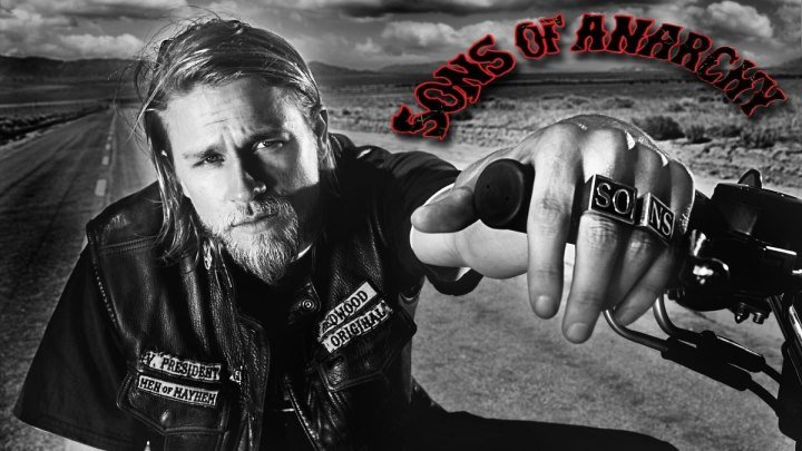 Сыны анархии (Sons of Anarchy). 2008. 1 сезон 1 серия