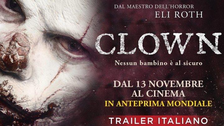 Клоун HD(Ужасы, фэнтези, драма)2014