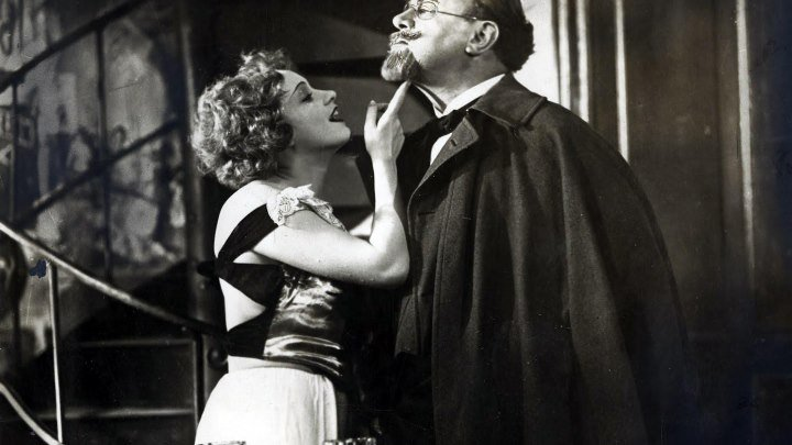 The Blue Angel 1930 - Marlene Dietrich, Emil Jannings