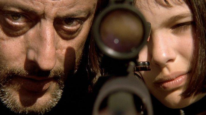 Леон HD(триллер, драма, криминал)1994