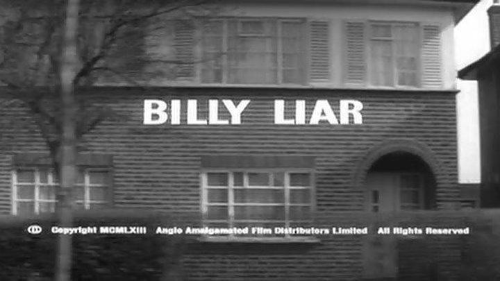 Billy Liar (1963) | Full Movie | w/ Tom Courtenay, Wilfred Pickles, Julie Christie, Mona Washbourne, Gwendolyn Watts