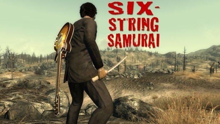 Шестиструнный самурай (1998 HD) 16+ Постапокалиптический комедийный боевик