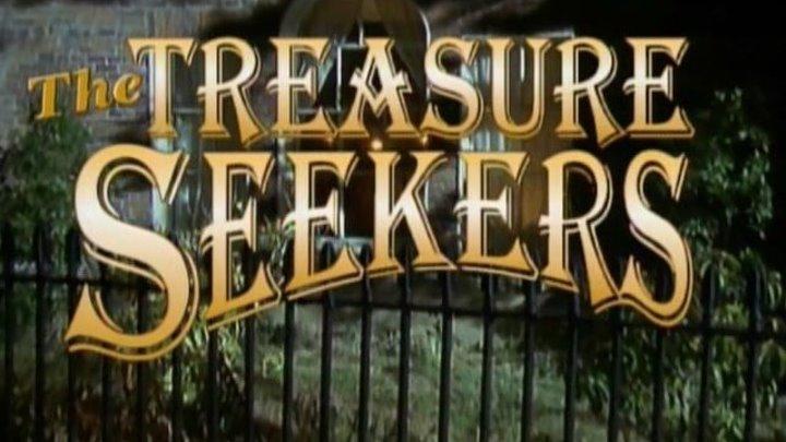 The Treasure Seekers (1996) | Full Movie | w/ Camilla Power, Felicity Jones, Keira Knightley, Janet Henfrey, Nicholas Farrell