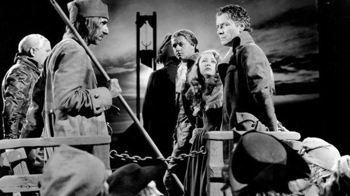 A Tale Of Two Cities 1935 - Ronald Colman, Basil Rathbone, Elizabeth Allan, Reginald Owen, Edna May Oliver