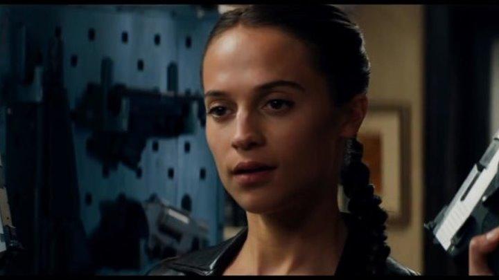 Tomb Raider: Лара Крофт — Русский Трейлер (2017)