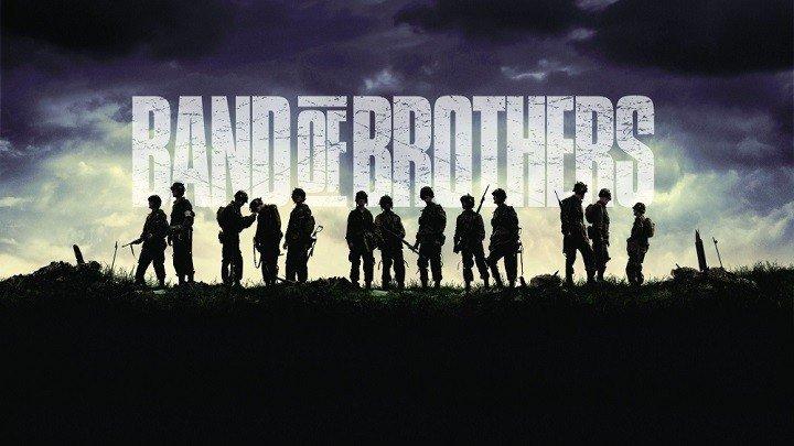 Братья по оружию.2001.BluRay.1080p.(1серия)
