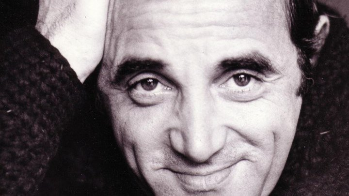 Charles Aznavour — «Hier encore»