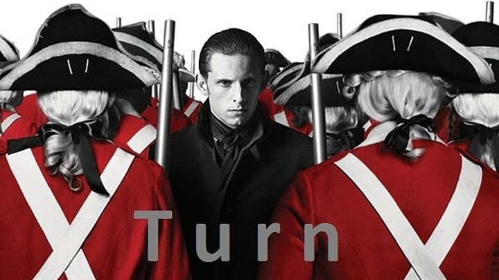 Поворот / Turn [Сезон:01 Серии:01-02 из 10] (2014) Драма, экранизация