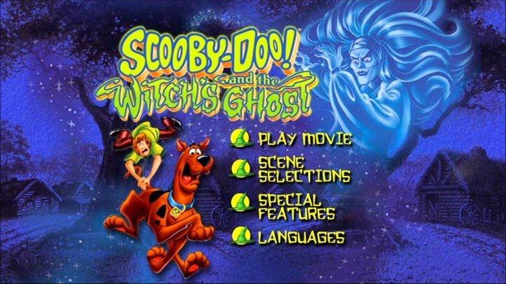 Скуби-Ду и призрак ведьмы - США 1999 г