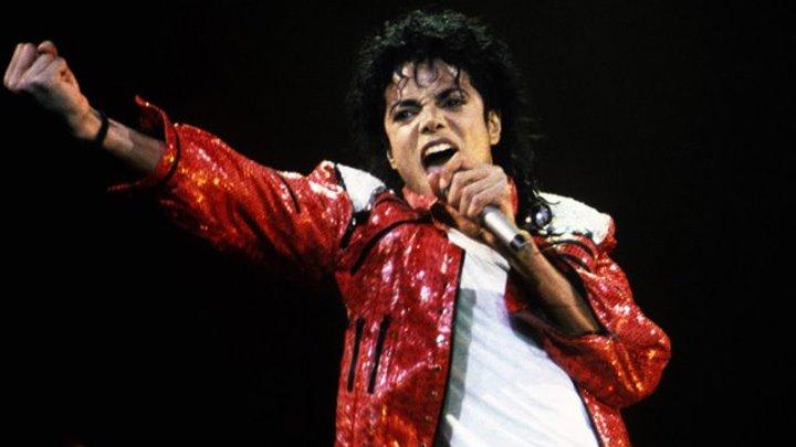 Ко дню рождения Майкла Джексона