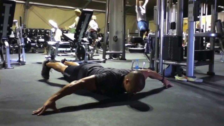 44 Лучших упражнений со своим весом