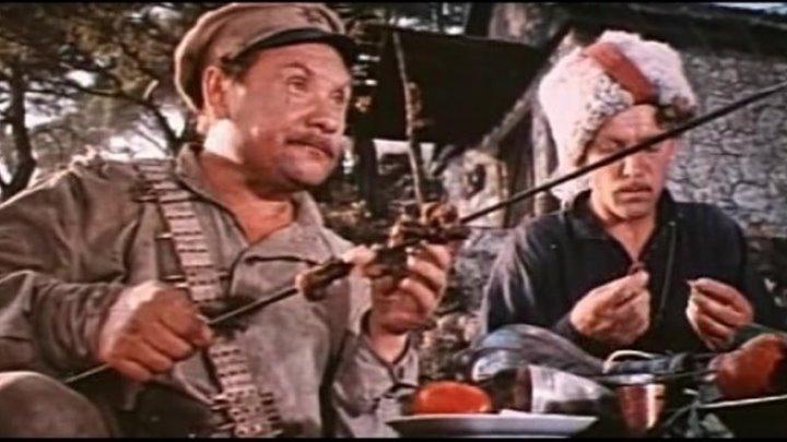 """х/ф """"Железный Поток"""" (1967)"""