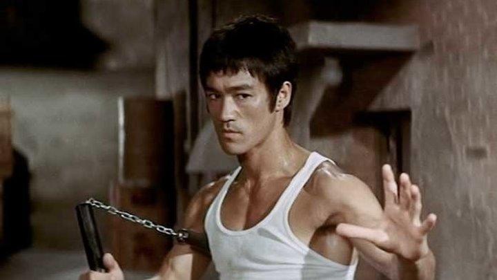 Путь дракона HD(1972) кинокомедия, боевые искусства