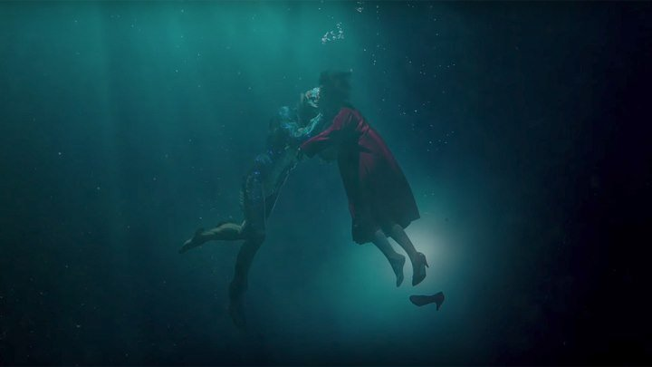 Форма воды / The Shape of Water 2018 США
