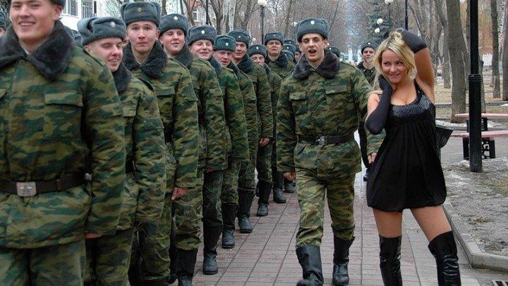 Вот так иногда приходишь с армии, а тут такое..