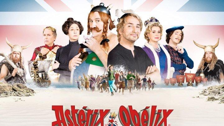Астерикс и Обеликс в Британии 2012 Кино Пират