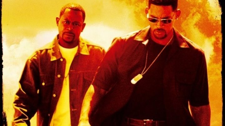 Плохие парни 2 - Bad Boys II (2003) - лучший боевик Уилла Смита.