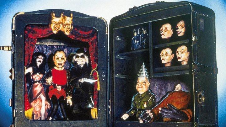 Повелитель кукол (культовый фильм ужасов, положивший начало целой серии продолжений) | США, 1989