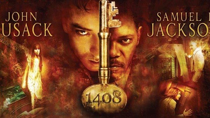 """Комната.1408"".2007 720p.ужасы, триллер"