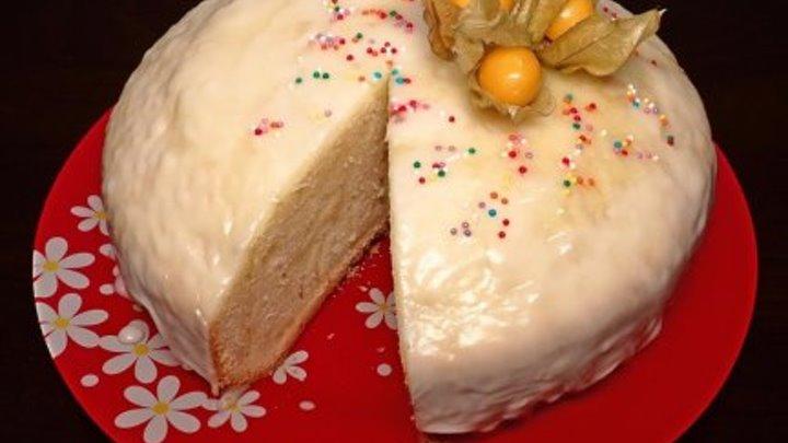 Кекс на сметане в мультиварке, рецепт сметанного кекса. Выпечка в мультиварке