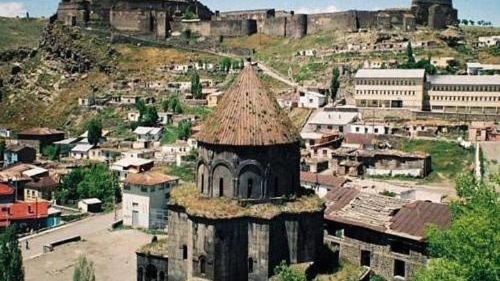 """Документальный фильм. """"Западная Армения. Потерянная родина, Карс, Ани, Ван, Муш, Эрзрум."""""""