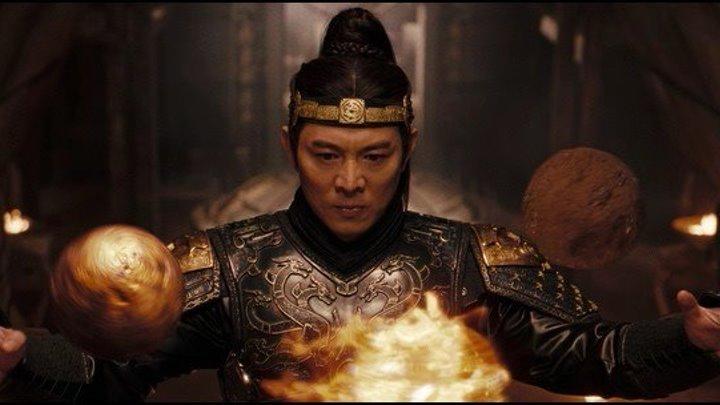 """Фильм """" Мумия З: Гробница императора драконов НD (2008) """"."""
