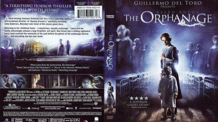 Приют HD(2007) 1О8Ор.Мистика,Триллер,Драма,Детектив