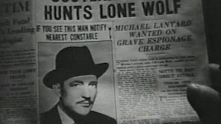 Counter-Espionage 1942 - (Lone Wolf series) Warren William, Eric Blore, Hillary Brooke, Forrest Tucker