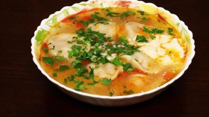 Суп с пельменями в мультиварке, рецепт супа из пельменей. Рецепты для мультиварки. Мультиварка