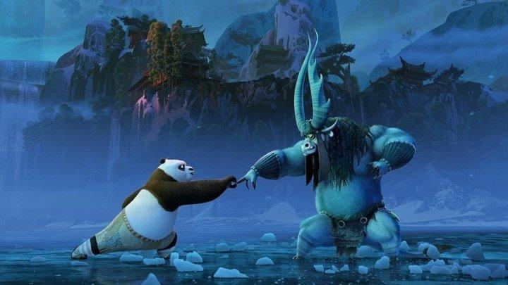 Кунг-фу панда 3. Комедия мультфильмы приключения семейный (2016)