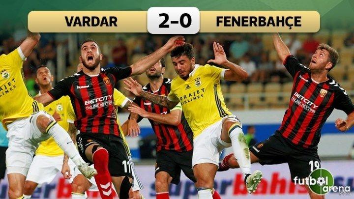 ✪✪✪ FK VARDAR SKOPJE ► 2 ● 0 ◄ FENERBAHÇE ✪✪✪