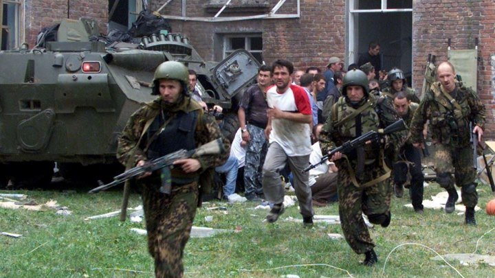 Терракт в школе г. Беслан 1 сентября 2004 г. Документальный фильм