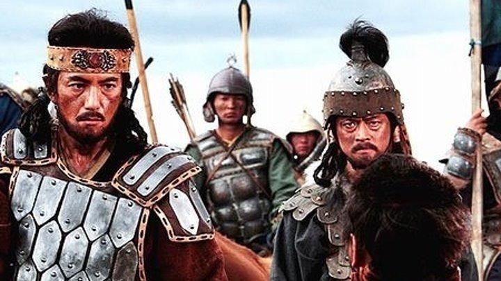 Чингисхан. Великий монгол.2007.Япония.