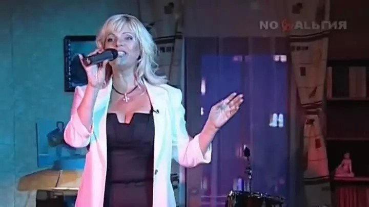 #НОСТАЛЬГИЯ# - `АХ, ЧЕРЁМУХА БЕЛАЯ` - Марина Журавлёва