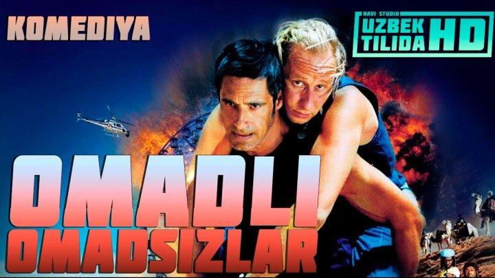 Omadli Omadsizlar / Омадли Омадсизлар (uzbek tilida komediya)HD