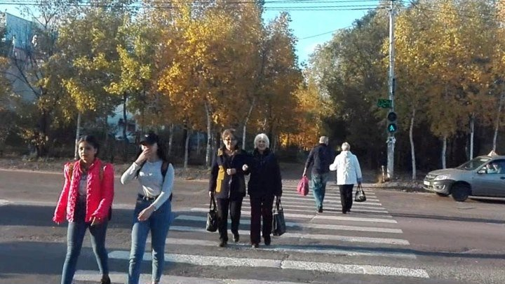 Экскурсия по городу Нерюнгри. 14 сентября, часть 1