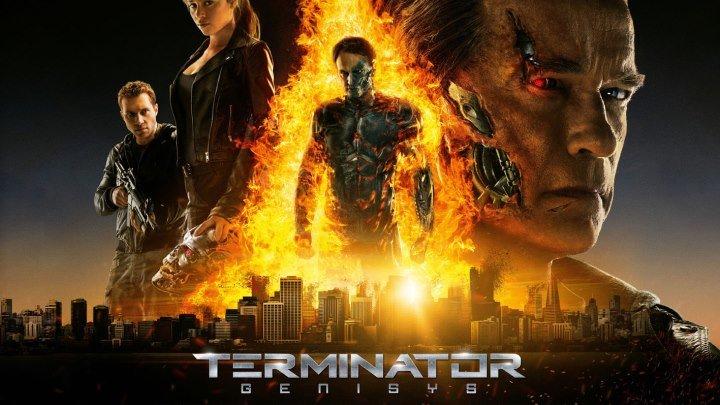Фильм в 3D Терминатор_ Генезис HD(фантастика, триллер)2015