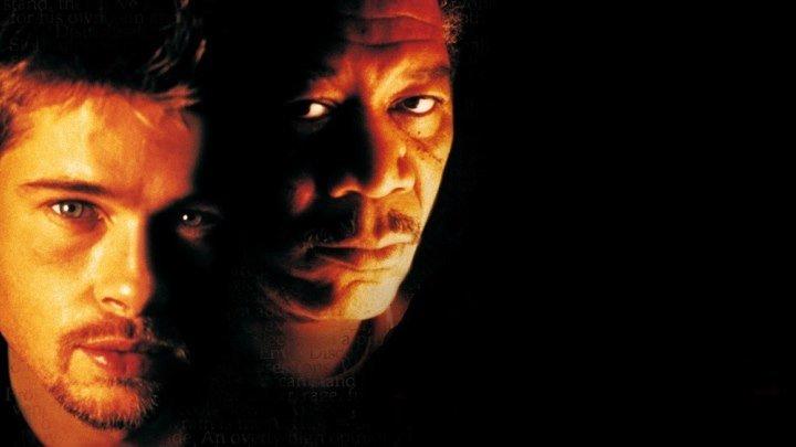 Семь (культовый триллер-неонуар Дэвида Финчера с Морганом Фриманом, Брэдом Питтом, Кевином Спейси и Гвинет Пэлтроу) | США, 1995