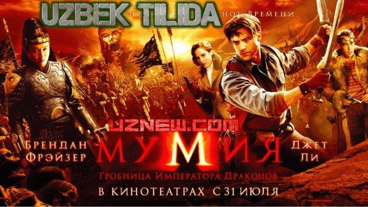 Mumiya 3 / Мумия 3 (Uzbek tılıda)