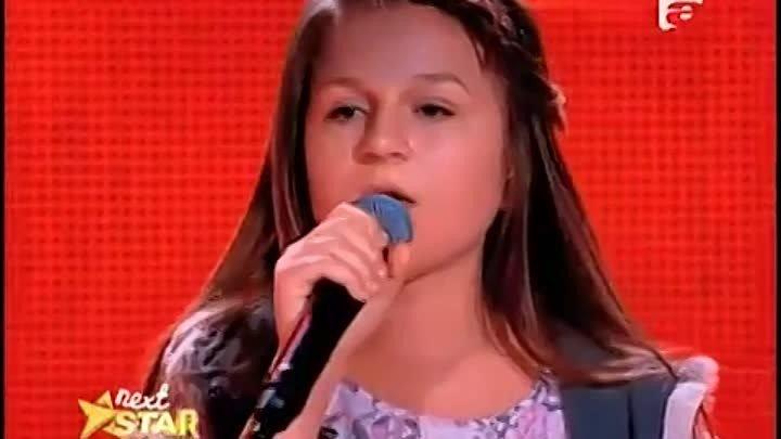 12-ти летняя девочка перепела Пугачеву. Супер голос! - Любовь похожая на с